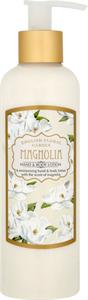 English Floral Garden Magnolia Hand & Body Lotion