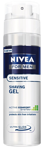 Nivea For Men Sensitive Borotvagél