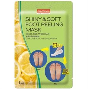 Purederm Shiny & Soft Foot Peeling Mask