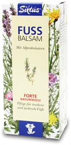Sixtus Forte Naturfrisch Lábbalzsam