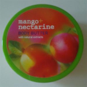 Tesco Mango + Nectarine Testápoló Vaj