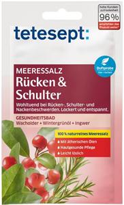 Tetesept Meeressalz Rücken & Schulter