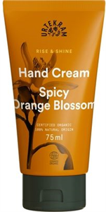 Urtekram Spicy Orange Blossom Hand Cream