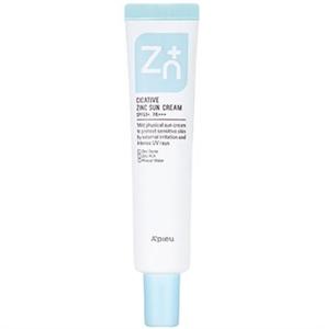 A'PIEU Cicative Zinc Sun Cream SPF50+ / PA+++
