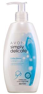 Avon Simply Delicate Aloe Vera és Kamilla Intim Lemosó