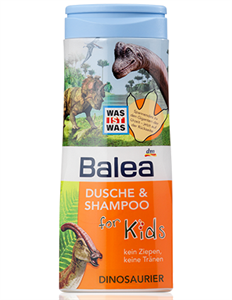 Balea Dusche & Shampoo For Kids