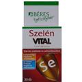 Béres Szelén Vital Filmtabletta Szerves Szelénnel és Antioxidánsokkal