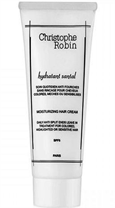 Christophe Robin Santal Moisturizing Hair Cream