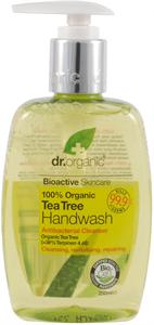 dr. Organic Teafa Folyékony Kézmosó