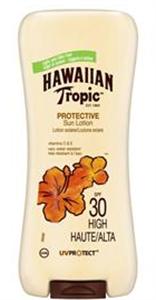 Hawaiian Tropic Protective Vízálló Napvédőtej SPF30