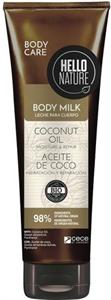 Hello Nature Coconut Oil Testapóló