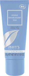 PHYT'S Masque Rafraichissant Yeux - Simító, tonizáló bio szemmaszk