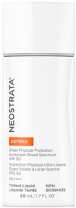 Neostrata Sheer Physical Protection Sunscreen Broad Spectrum SPF50