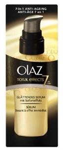 Olay Total Effects 7In1 Bőröregedésgátló Szérum Azonnali Hatással