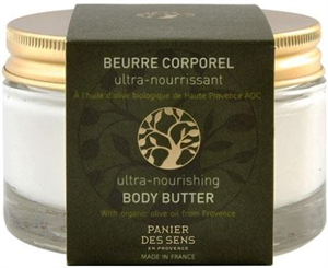 Panier des Sens Ultra-Nourishing Body Butter With Organic Olive Oil