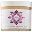 REN Moroccan Rose Sugar Body Polish