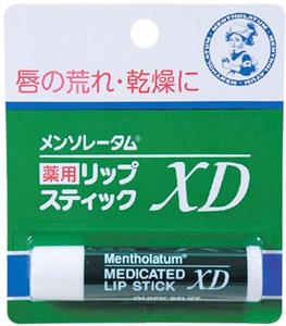 Rohto Mentholatum Medicated Lip Stick Xd