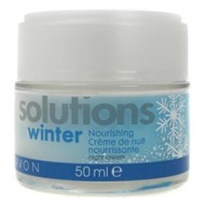 Avon Solutions Winter Hidratáló Krém