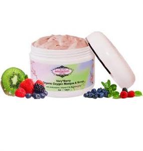 Sweetsation Therapy Very*Berry Oxigén Maszk és Arcradír