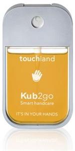 Touchland Kub2go Kézfertőtlenító - Citrus