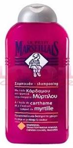 Le Petit Marseillais Áfonyás Sampon Festett Hajra