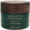 Amareta Earth Mother Aktív Szenes Méregtelenítő Maszk