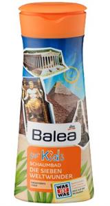 Balea Kids Hét Csoda Habfürdő
