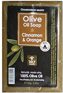 BIOesti Olive Oil Soap Cinnamon & Orange