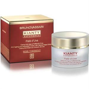 Bruno Vassari Kianty Experience Paté d'Uva Anti-Ageing and Antioxidant Cream