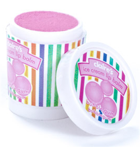 Claire's Ice Cream Lip Balm