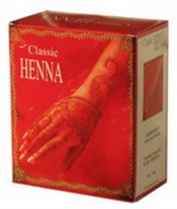 Goloka Classic Henna Test- és Hajszínező Por