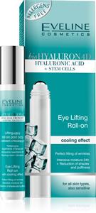 Eveline bioHyaluron 4D Hűsítő Szemkörnyékápoló Gél Roll-On