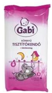 Gabi Könnyű Tisztítókendő Körömvirággal