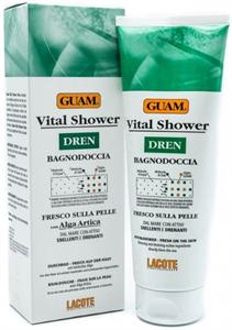 GUAM Vital Shower Algakivonatos Zuhanyzógél