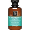 Apivita Oily Roots & Dry Ends Shampoo