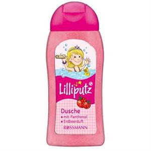 Lilliputz Hercegnős Tusfürdő