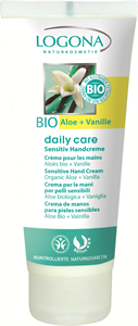 Logona Daily Care Sensitive Aloe-Vanilia Kézkrém