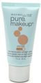 Maybelline Pure Makeup Cream Foundation