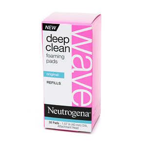 Neutrogena Wave Deep Clean Arctisztító Párna