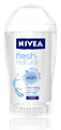 Nivea Fresh Natural Deo Stift