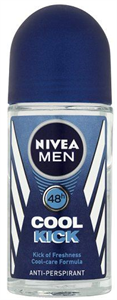 Nivea Men Cool Kick Golyós Deo
