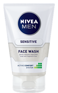 Nivea Men Sensitive Arclemosó Active Comfort System