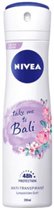 Nivea Take Me To Bali Deo Spray