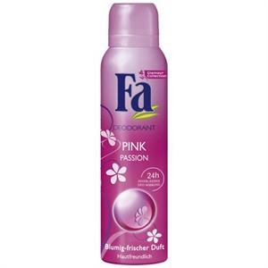 Fa Pink Passion Deo Spray (régi)