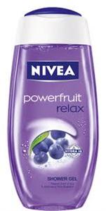 Nivea Powerfruit Relax Tusfürdő