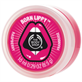 The Body Shop Born Lippy Málnás Tégelyes Ajakápoló