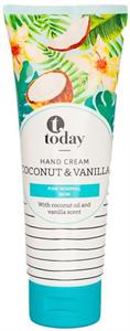 Today Coconut & Vanilla Hand Cream