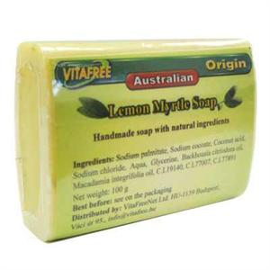 Vitafree Origin Australian Lemon Myrtle Szappan