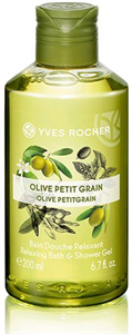 Yves Rocher Olive Petit Grain Relaxing Bath & Shower Gel