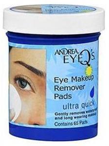 Andrea Eye QS Tisztító Korong Vízálló Sminkhez